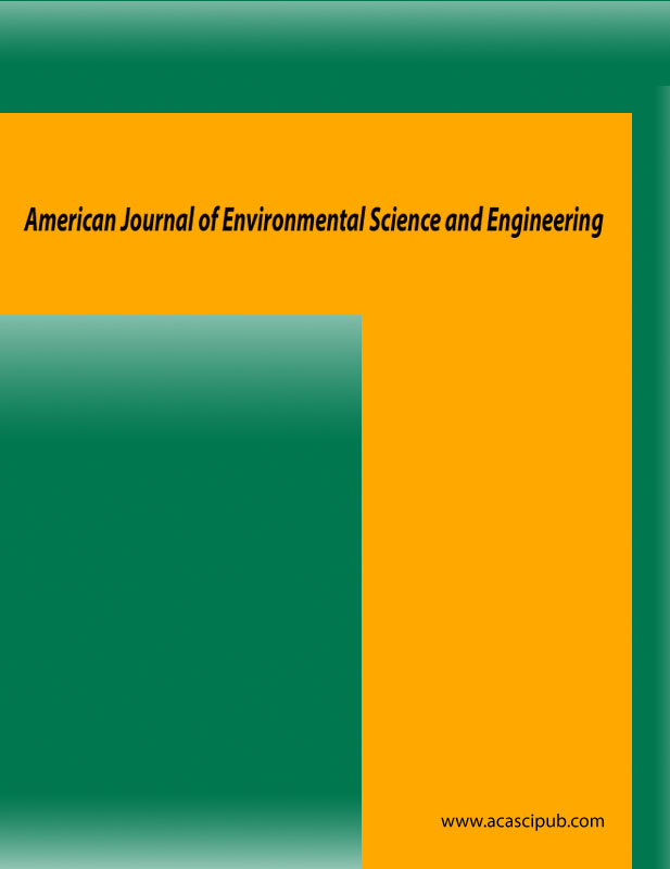Environmental issue research paper