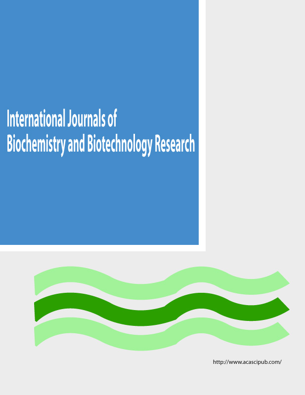 Recent research papers in biochemistry